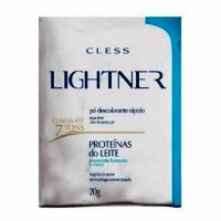 Descolorante Lightner Proteina Do Leite 20g
