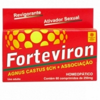 FORTEVIRON 250MG  60CP