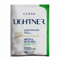 Descolorante LIGHTNER POWDER MENTA 20G