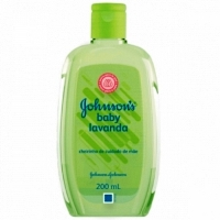 Colônia Infantil Johnsons & Johnsons Lavanda 200ml