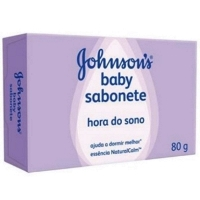 Sabonete JOHNSON'S 80GR BABY HORA DO SONO