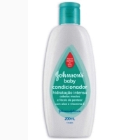 Condicionador Infantil Johnsons & Johnsons Hidratação Intensiva 200ml
