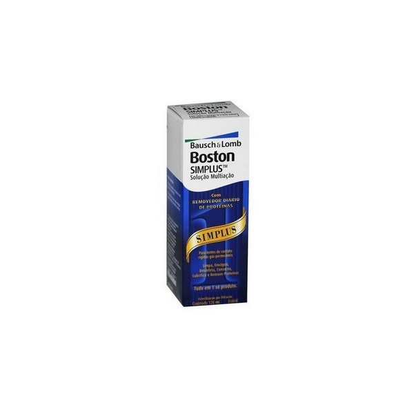 Boston Simplus Solucao Oftalmica 120ml