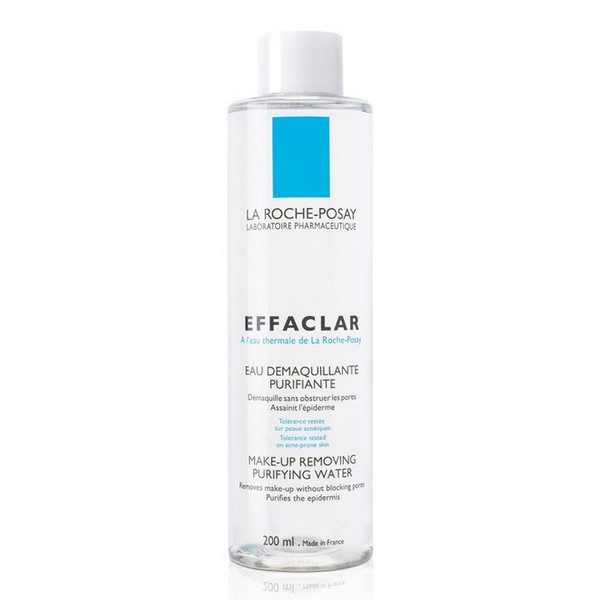 Effaclar demaquilante 200ml