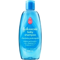 Shampoo JOHNSON'S BABY 200ML CHEIRINHO PROLONGADO