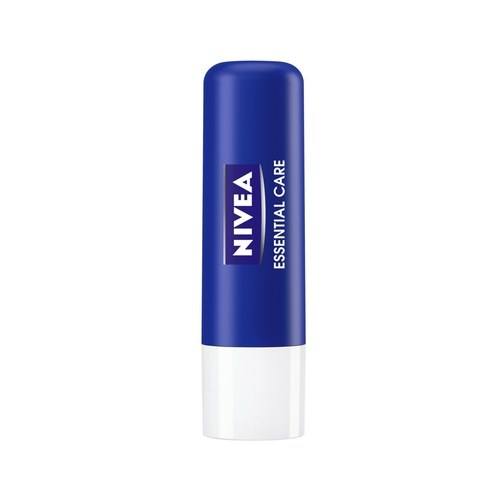 PROTETOR LABIAL NIVEA LIP CARE 4,8G ESSENTIAL CARE