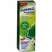 FLOGORAL Sabor Menta Spray 30ml