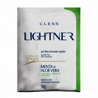 Descolorante LIGHTNER POWDER MENTA 50G