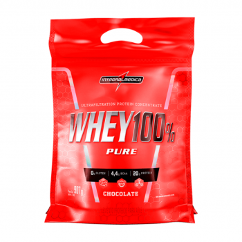 WHEY PROTEIN 907G CHOCOLATE INTEGRALMEDICA
