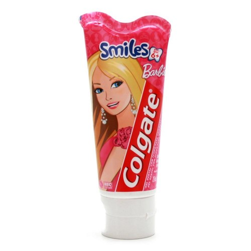 Creme Dental Colgate Kids Barbie 100g