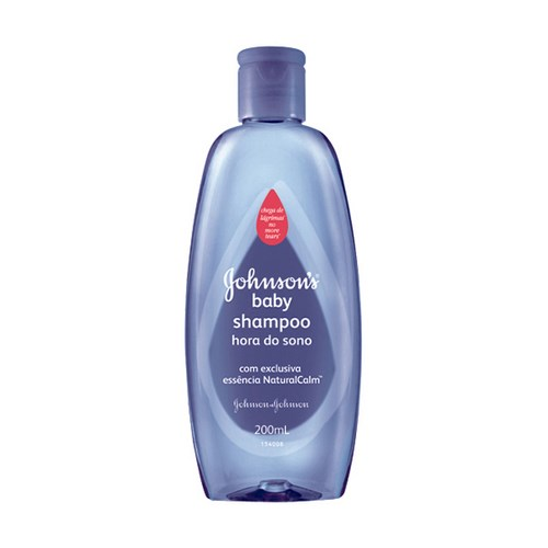 Shampoo JOHNSON'S BABY 200ML HORA DO SONO