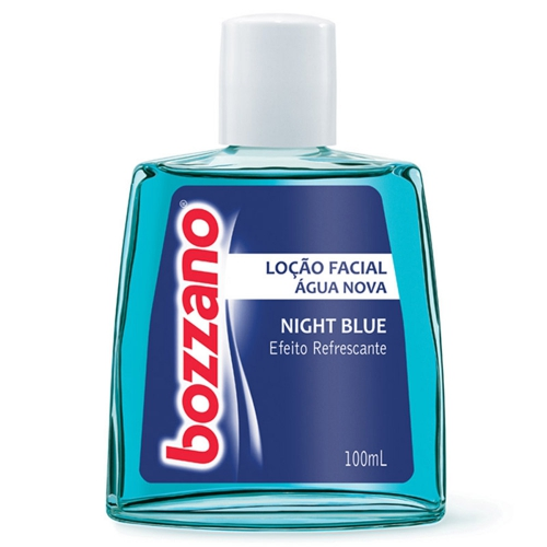 Locao Pos Barba Night Blue Bozzano 100ml