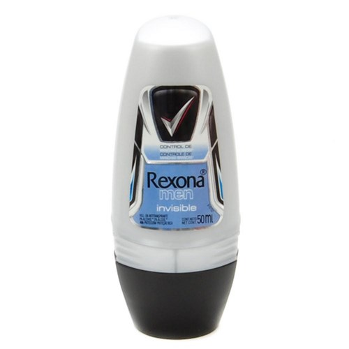 Desodorante Rexona Rollon Invisible 50ml