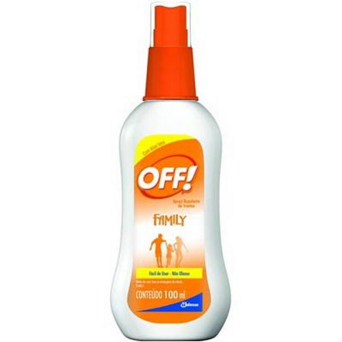 Repelente OFF Refresh Spray 100ml
