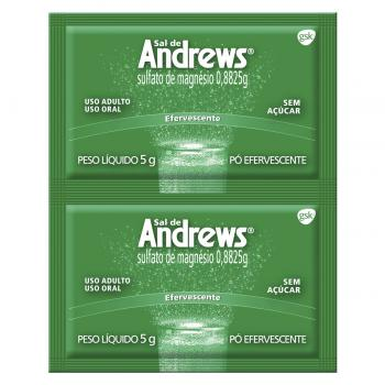 SAL DE ANDREWS C/2 ENVELOPES 5G TRADICIONAL