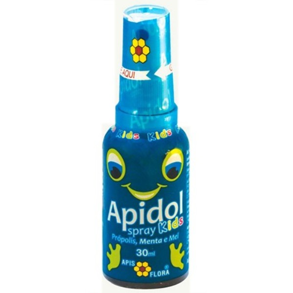 PROPOLIS SPRAY APIDOL KIDS MENTAL 30ML