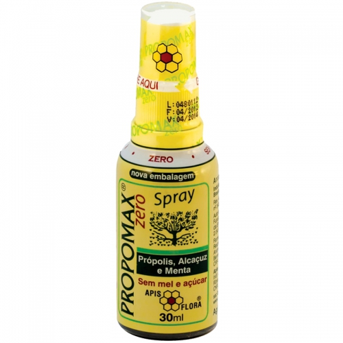Propomax Zero Spray Própolis 30ml