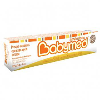 Creme Babymed Amendoas 40g