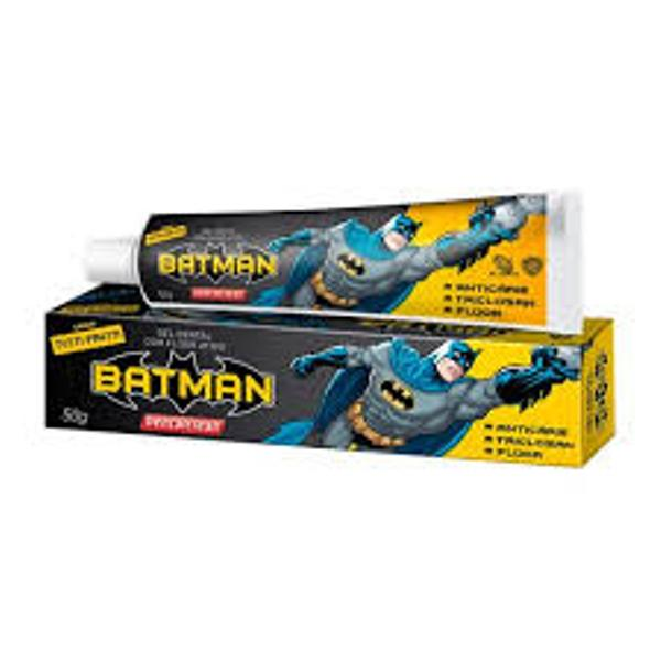 Gel Dental Infantil Dentalclean Batman 50g