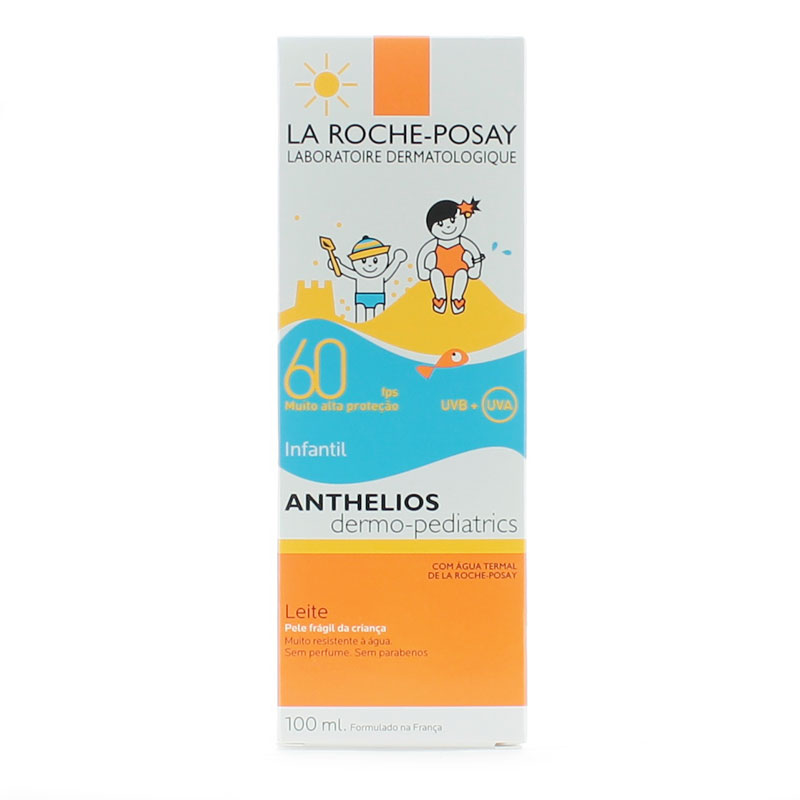 ANTHELIOS 60 INFANTIL 120ML