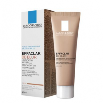 EFFACLAR BB BLUR MEDIA 20ML