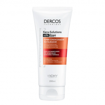 DERCOS Condicionador Kera Solutions Restaurador 150ml