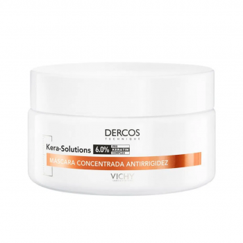DERCOS Mascara Kera Solutions Restaurador 200ml